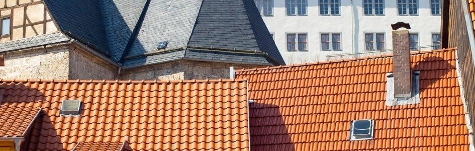 Dachówki holenderskie, tzw. esówki