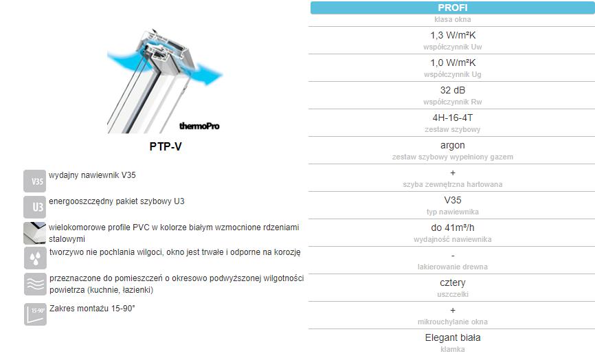 thermoPro PTP-V